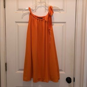 Dresses & Skirts - Orange dress.